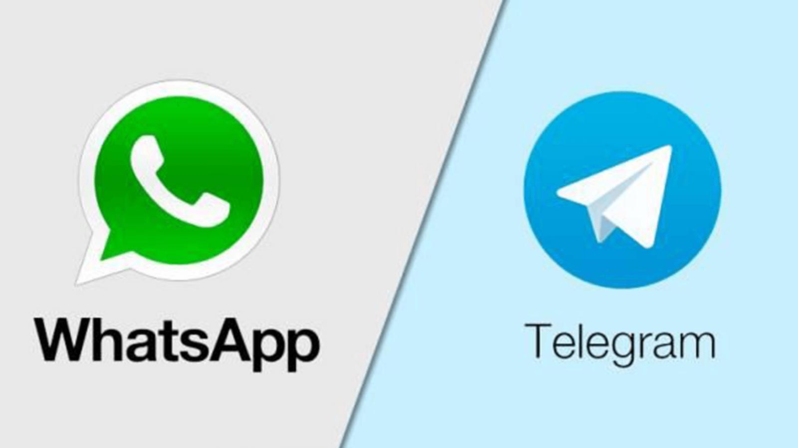WhatsApp ou Telegram qual o Melhor?